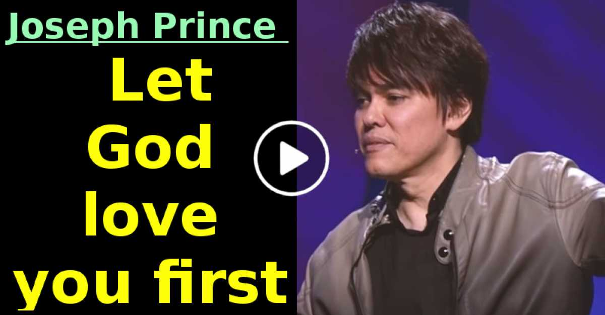 Joseph Prince - Let God love you first (October-27-2020)