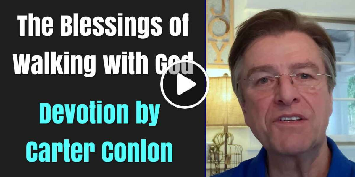 The Blessings of Walking with God - Carter Conlon (April-15-2020)