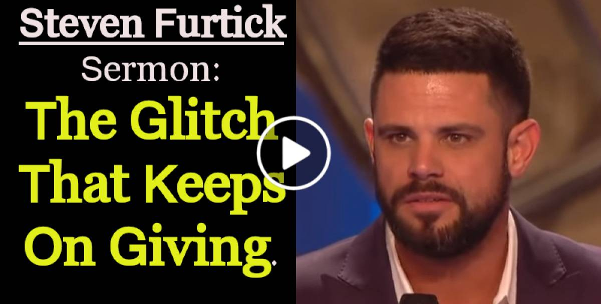Steven Furtick-The Glitch That Keeps On Giving (September-21-2019)