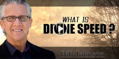BILL JOHNSON (January-18-2019) - WHAT IS DIVINE SPEED ? Podcast.