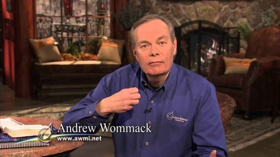 Andrew Wommack - What's In Your Hand? - Week 1, Day 4 -The Gospel Truth
