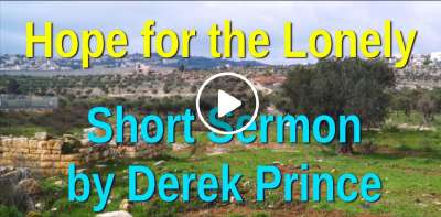 Hope for the Lonely - Derek Prince (July-02-2019)