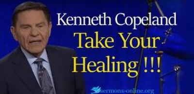 Take Your Healing (2017 Living Victory Anaheim) -  Kenneth Copeland