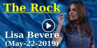 The Rock | Prophetic Conference 2019 - Lisa Bevere (May-22-2019)