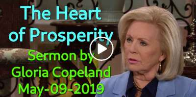 The Heart of Prosperity - Gloria Copeland (May-09-2019)