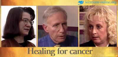 Sid Roth's episode I Was Healed of Cancer online
