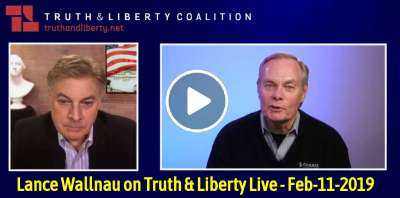 Lance Wallnau on Truth & Liberty Live - February 11, 2019 - Andrew Wommack Ministries