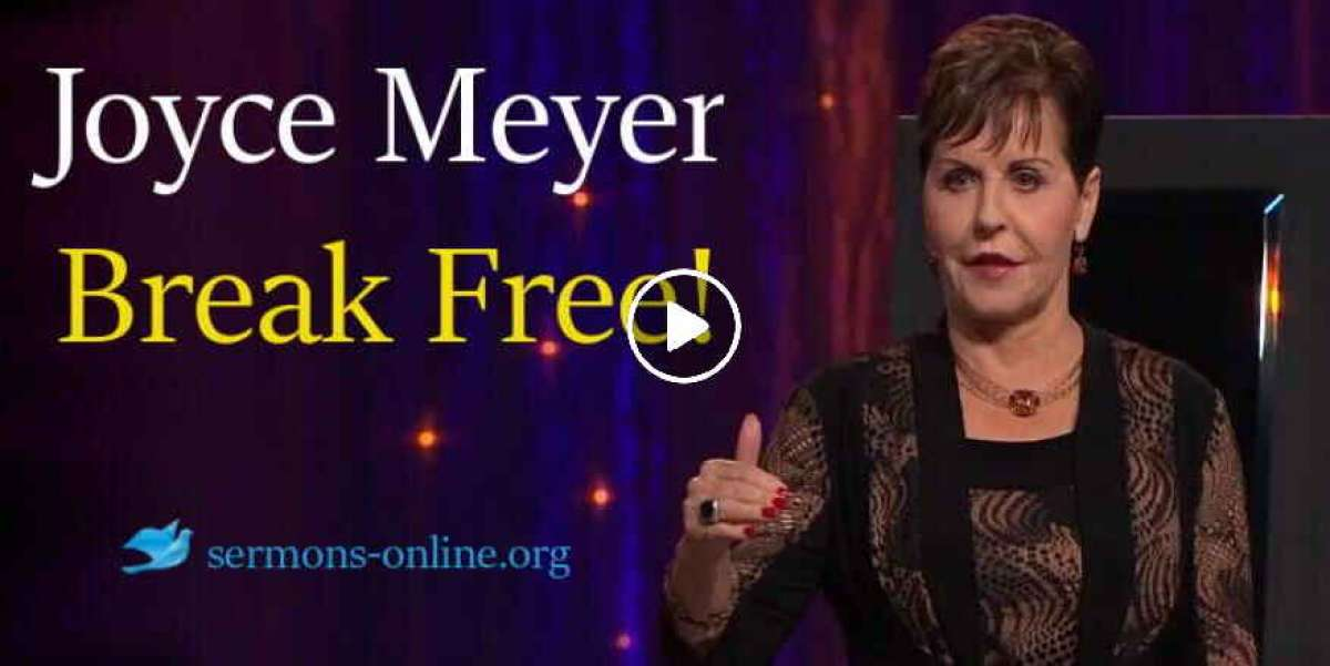 Break Free! - Joyce Meyer