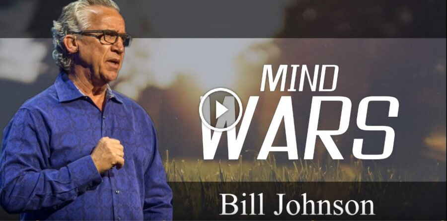 BILL JOHNSON - MIND WARS (November-23-2018)