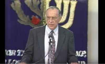 Derek Prince sermon How to Face the Last Days Without Fear - online