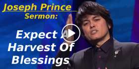 Joseph Prince - Expect A Harvest Of Blessings  (November-22-2019)