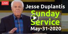 Jesse Duplantis Ministries Live Stream Sunday Service (May-31-2020)
