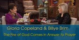 Gloria Copeland (1-Feb-2018) - The Fire of God Comes in Answer to Prayer