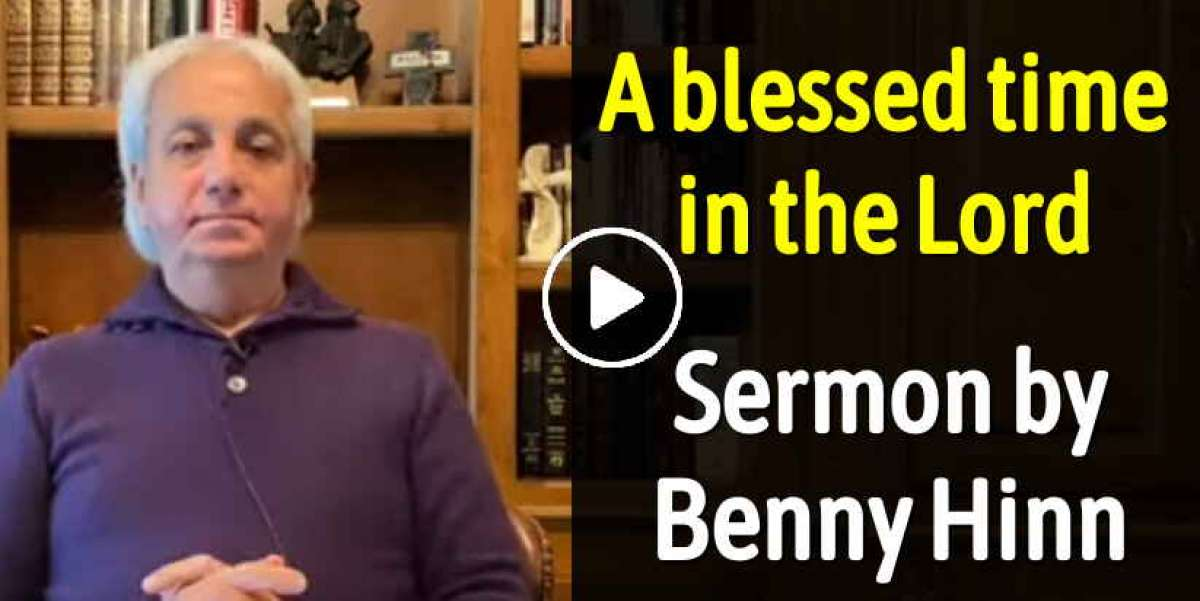 A blessed time in the Lord - Benny Hinn (April-10-2020)