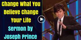 Joseph Prince - Change What You Believe Change Your Life (October-23-2019)