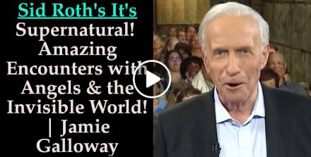 Amazing Encounters with Angels & the Invisible World! | Jamie Galloway - Sid Roth's It's Supernatural! (August-05-2018)