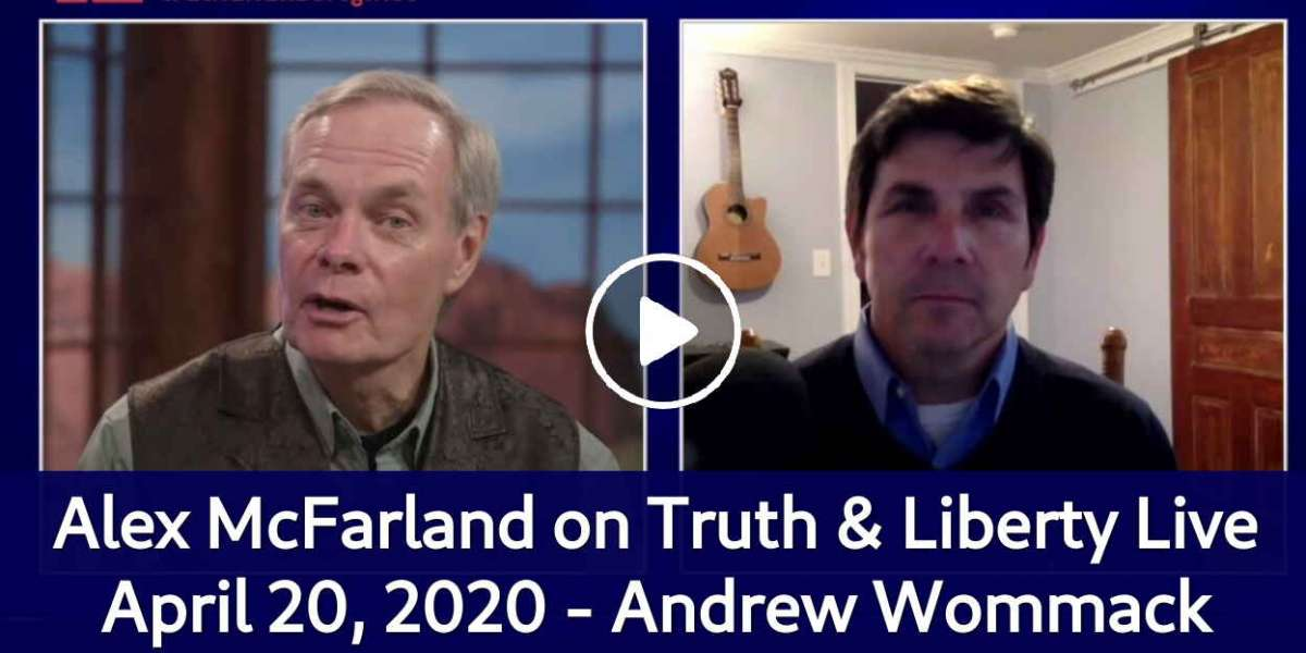 Alex McFarland on Truth & Liberty Live - April 20, 2020 - Andrew Wommack