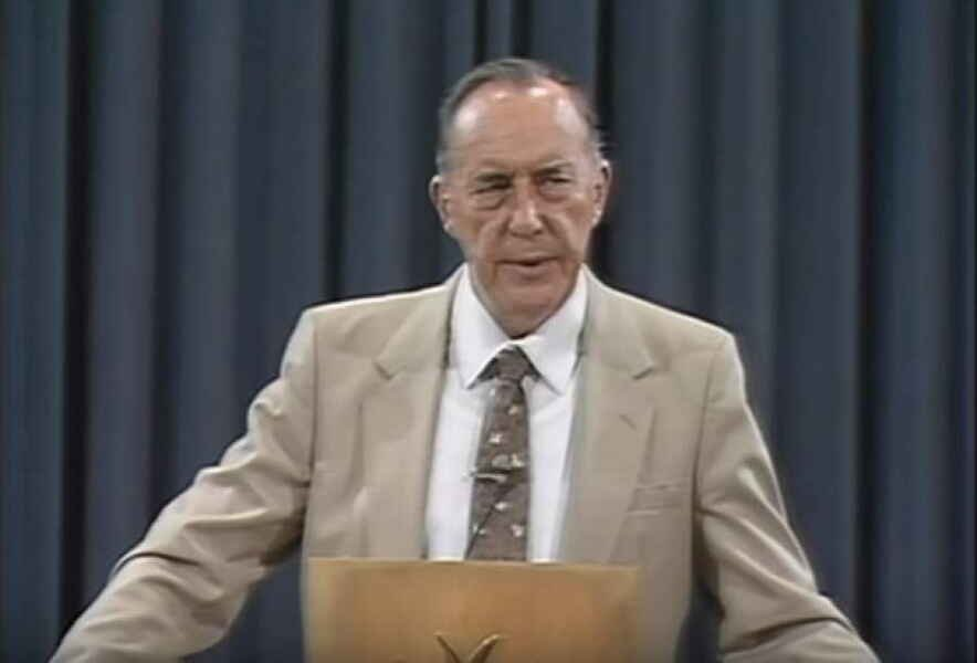 And Then the End Shall Come, Pt 2: The Spine of Prophetic Revelation - Derek Prince