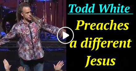 Todd White preaches a different Jesus (February-20-2021)