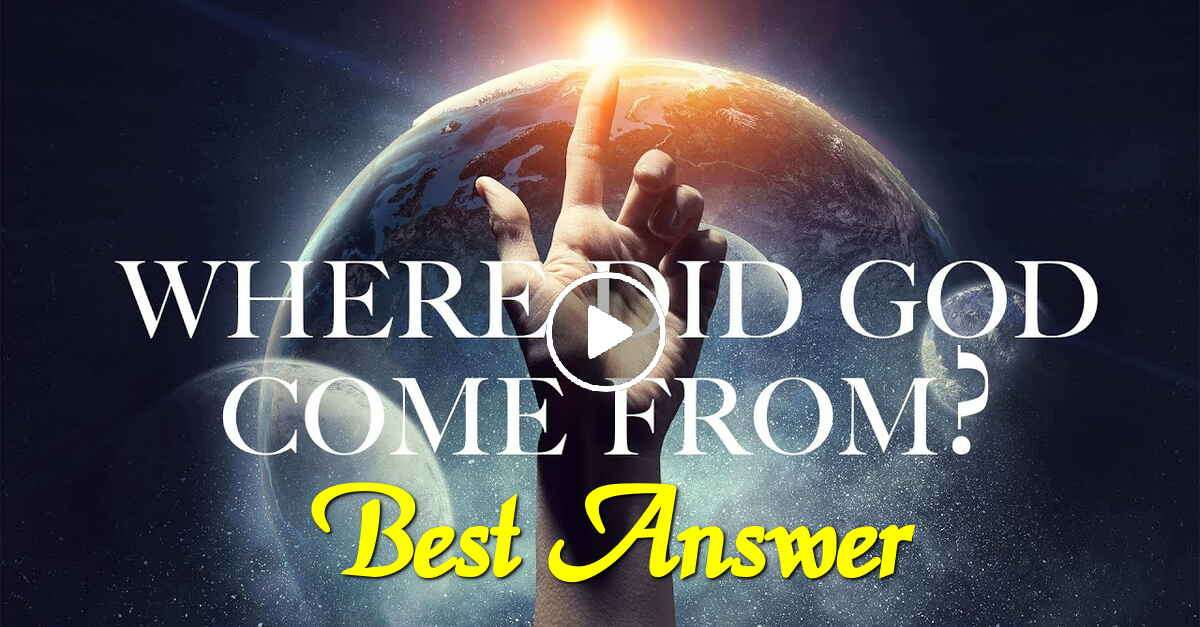 """If God Created Us Then Who Created God"" - Best Answer"