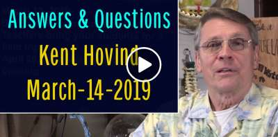 Kent Hovind - Answers & Questions (March-14-2019)