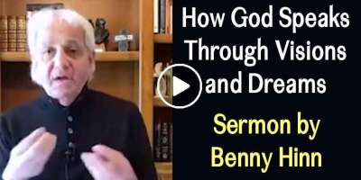How God Speaks Through Visions and Dreams - Benny Hinn (May-14-2020)