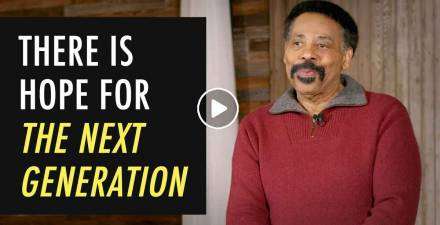 You Don't Have to Pass On Failures to the Next Generation - Tony Evans (February-20-2021)