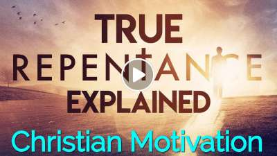 Got Tears in my Eyes Hearing This: True vs. False Repentance Easily Explained - Derek Prince