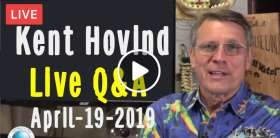 Kent Hovind - Live Q&A  (April-19-2019)