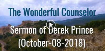 The Wonderful Counselor - Derek Prince (October-08-2018)